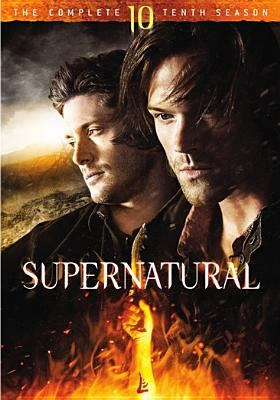 Cover image for Supernatural. The complete tenth season.