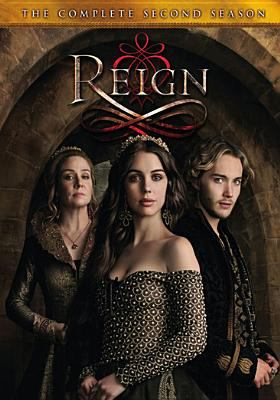 Cover image for Reign. The complete second season.