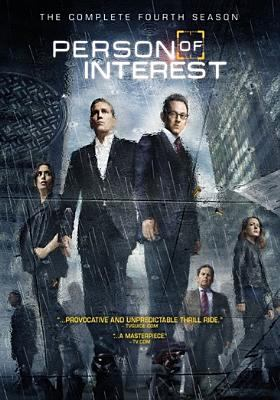 Cover image for Person of interest. The complete fourth season
