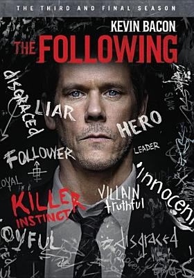 Cover image for The following. The third and final season