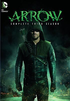 Cover image for Arrow. Complete third season