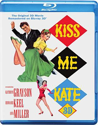 Cover image for Kiss me Kate : 3D