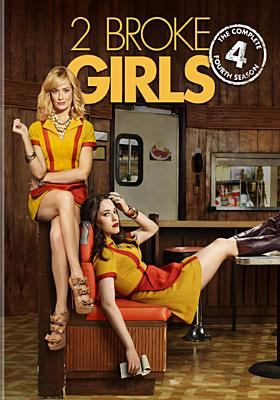 Cover image for 2 broke girls. The complete fourth season