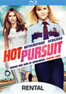 Cover image for Hot pursuit