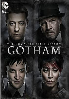 Cover image for Gotham. The complete first season