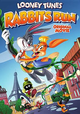 Cover image for Looney Tunes. Rabbits run