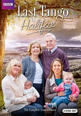 Cover image for Last tango in Halifax. The complete season three