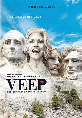 Cover image for VEEP. The complete fourth season.