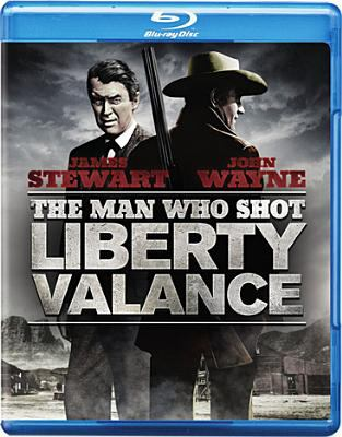 Cover image for The man who shot Liberty Valance