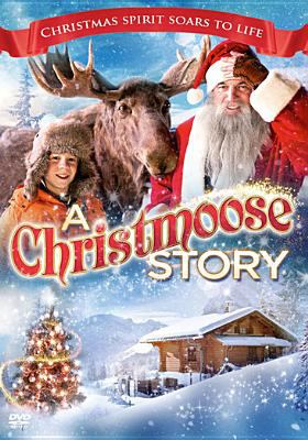 Cover image for A Christmoose story