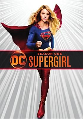 Cover image for Supergirl. The complete first season