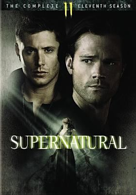 Cover image for Supernatural. The complete eleventh season
