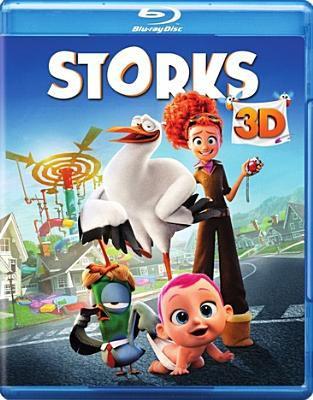 Cover image for Storks 3D