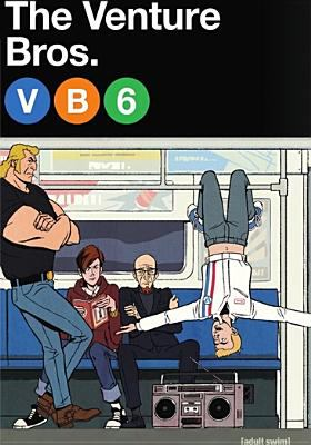 Cover image for The Venture Bros. Season six