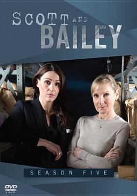 Cover image for Scott and Bailey. Season five