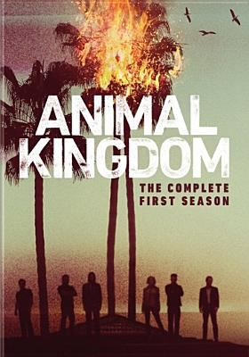 Cover image for Animal kingdom. The complete first season