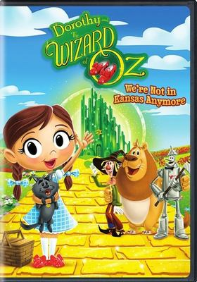 Cover image for Dorothy and the Wizard of Oz. We're not in Kansas anymore. Season one, volume one.