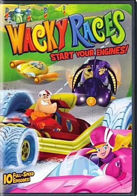 Cover image for Wacky races: start your engines! Season 1, volume 1.