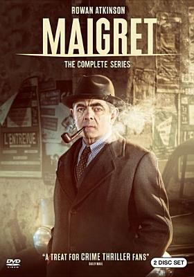 Cover image for Maigret. The complete series