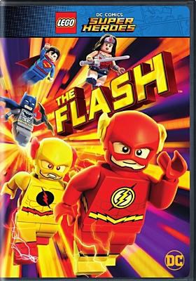 Cover image for LEGO DC comics super heroes. The Flash