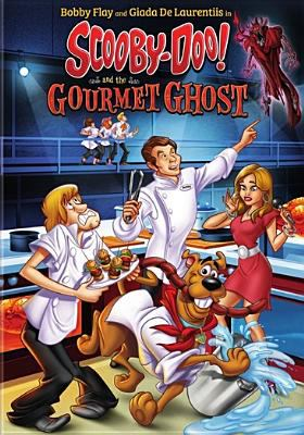Cover image for Scooby-doo! and the gourmet ghost