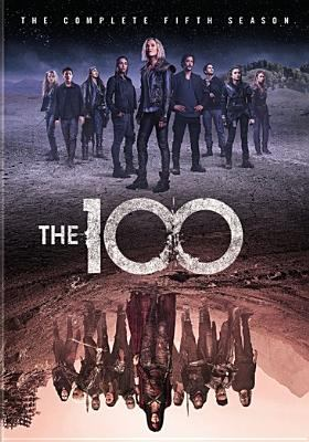 Cover image for The 100. The complete fifth season.
