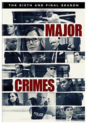 Cover image for Major crimes. The sixth and final season