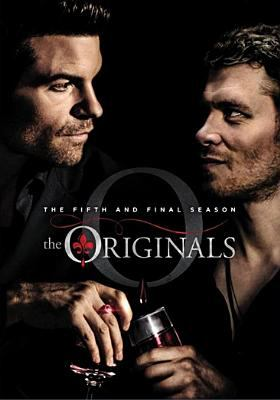 Cover image for The originals. The fifth and final season.