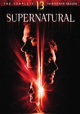 Cover image for Supernatural. The complete thirteenth season.