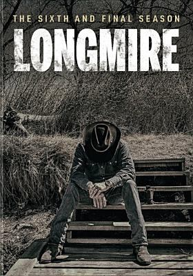 Cover image for Longmire. The sixth and final season.