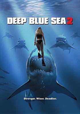 Cover image for Deep blue sea. 2