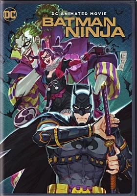 Cover image for Batman Ninja