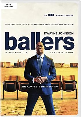 Cover image for Ballers. The complete third season