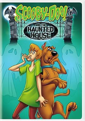 Cover image for Scooby-Doo! and the haunted house.