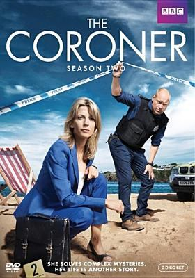 Cover image for The coroner. Season two