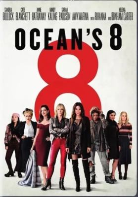 Cover image for Ocean's 8