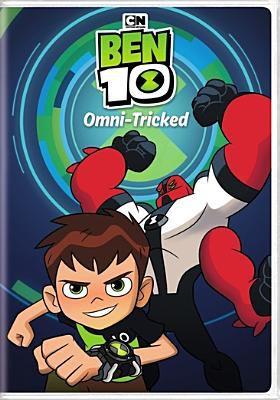 Cover image for Ben 10, Omni-tricked. Season 1: volume 2.