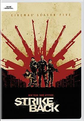 Cover image for Strike back. Season 5