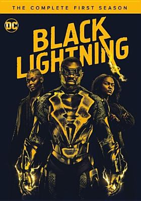 Cover image for Black Lightning. The complete first season.