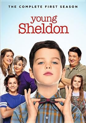 Cover image for Young Sheldon. The complete first season