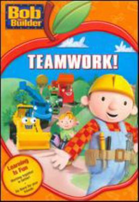 Cover image for Bob the Builder. Teamwork!