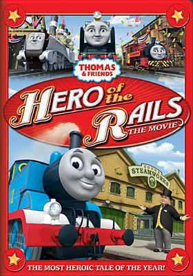 Cover image for Thomas & friends. Hero of the rails
