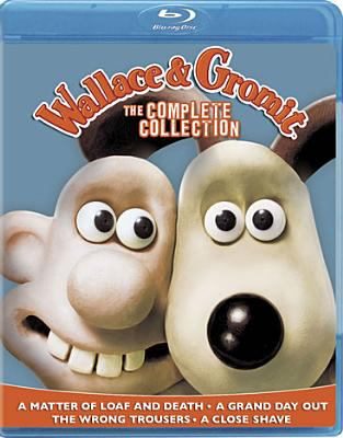 Cover image for Wallace & Gromit, the complete collection