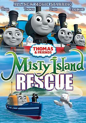 Cover image for Thomas & friends. Misty Island rescue