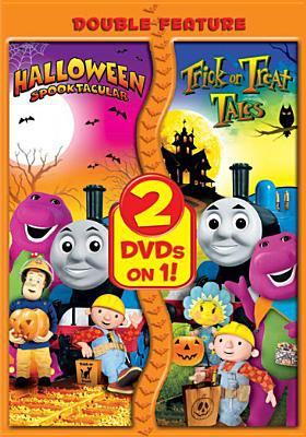 Cover image for Halloween spooktacular Trick or treat tales