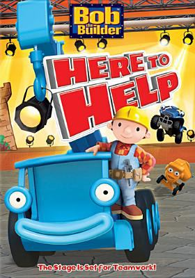 Cover image for Bob the builder. Here to help
