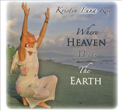 Cover image for Where heaven meets the earth