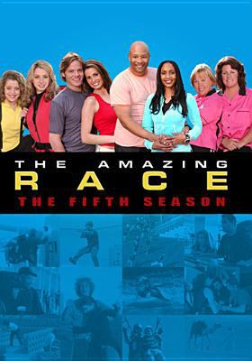 Cover image for The amazing race. The fifth season