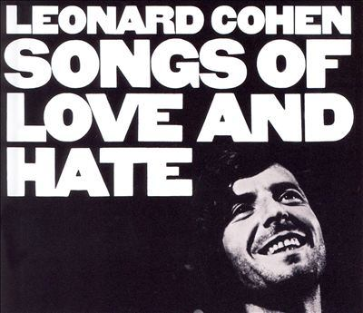 Cover image for Songs of love and hate