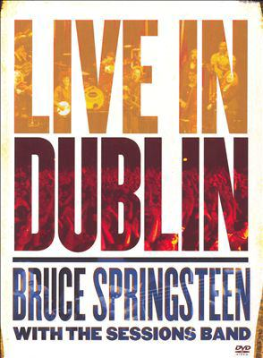 Cover image for Live in Dublin